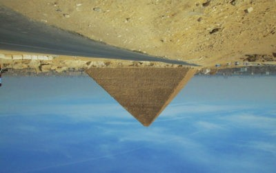 Using the Inverted Pyramid to Write an Article