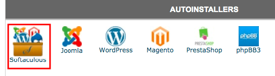 install wordpress from siteground cpanel