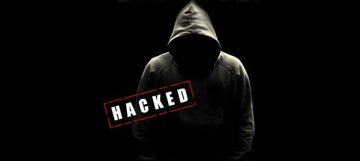 WordPress hacked- defaced homepage