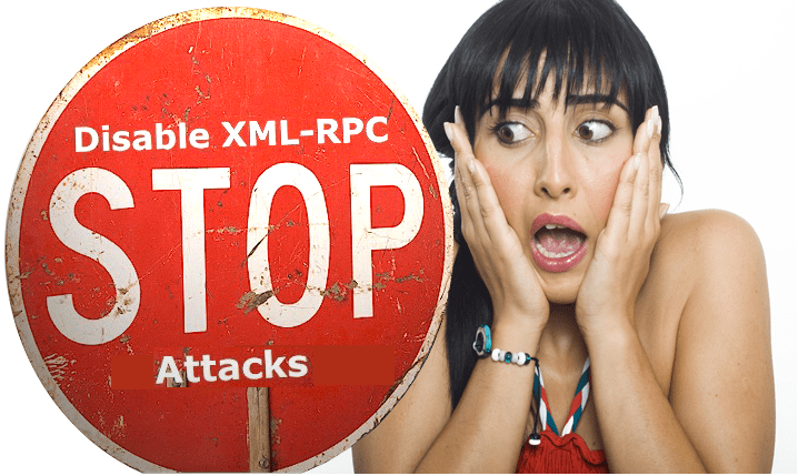 Disable XML-RPC