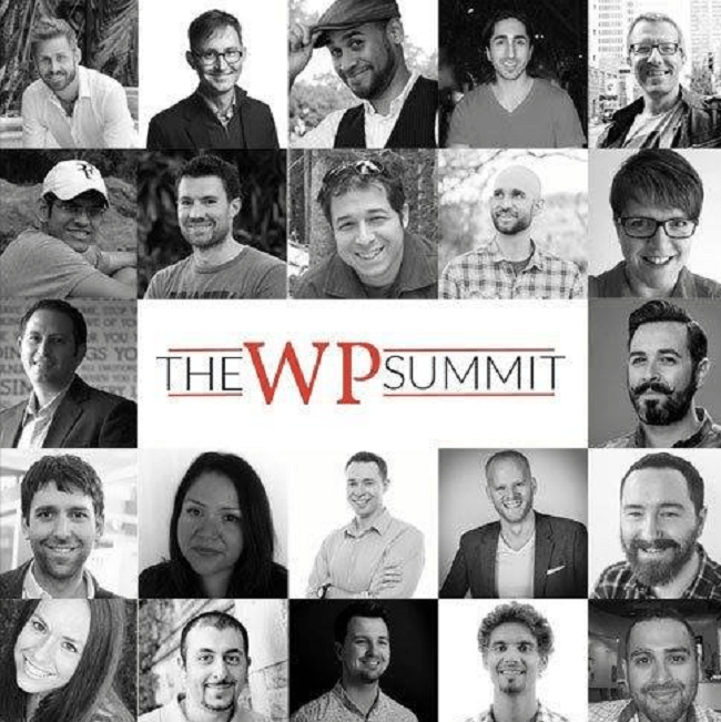 The WP Summit, March 16 - March 25,2015.