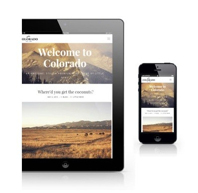 Colorado Retina-Ready UI