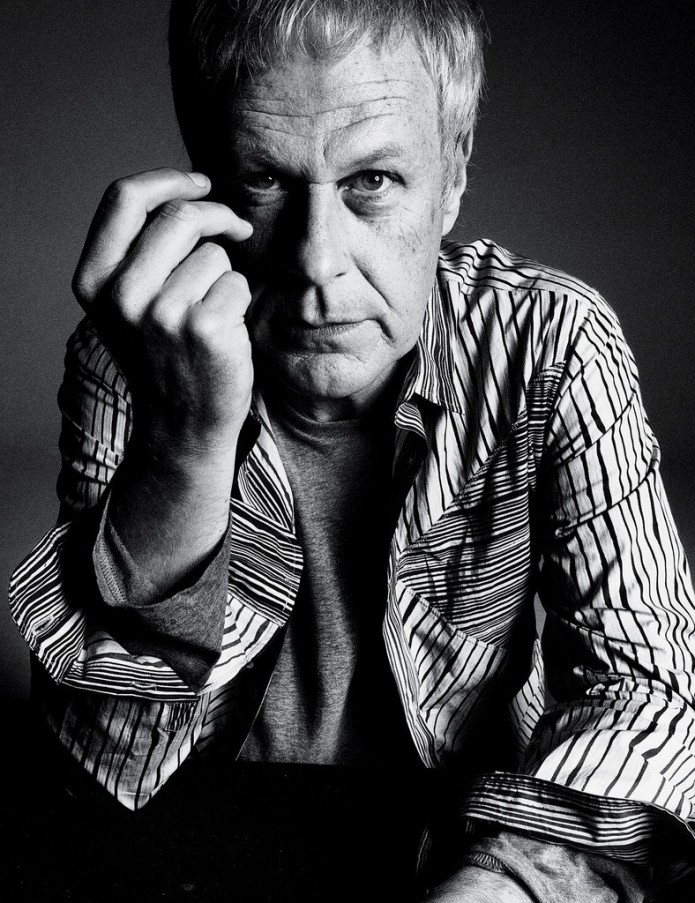 Back to back: Dennis Cooper. The artist might have to sue Google to get his work back. (Image courtesy: http://bbook.com)