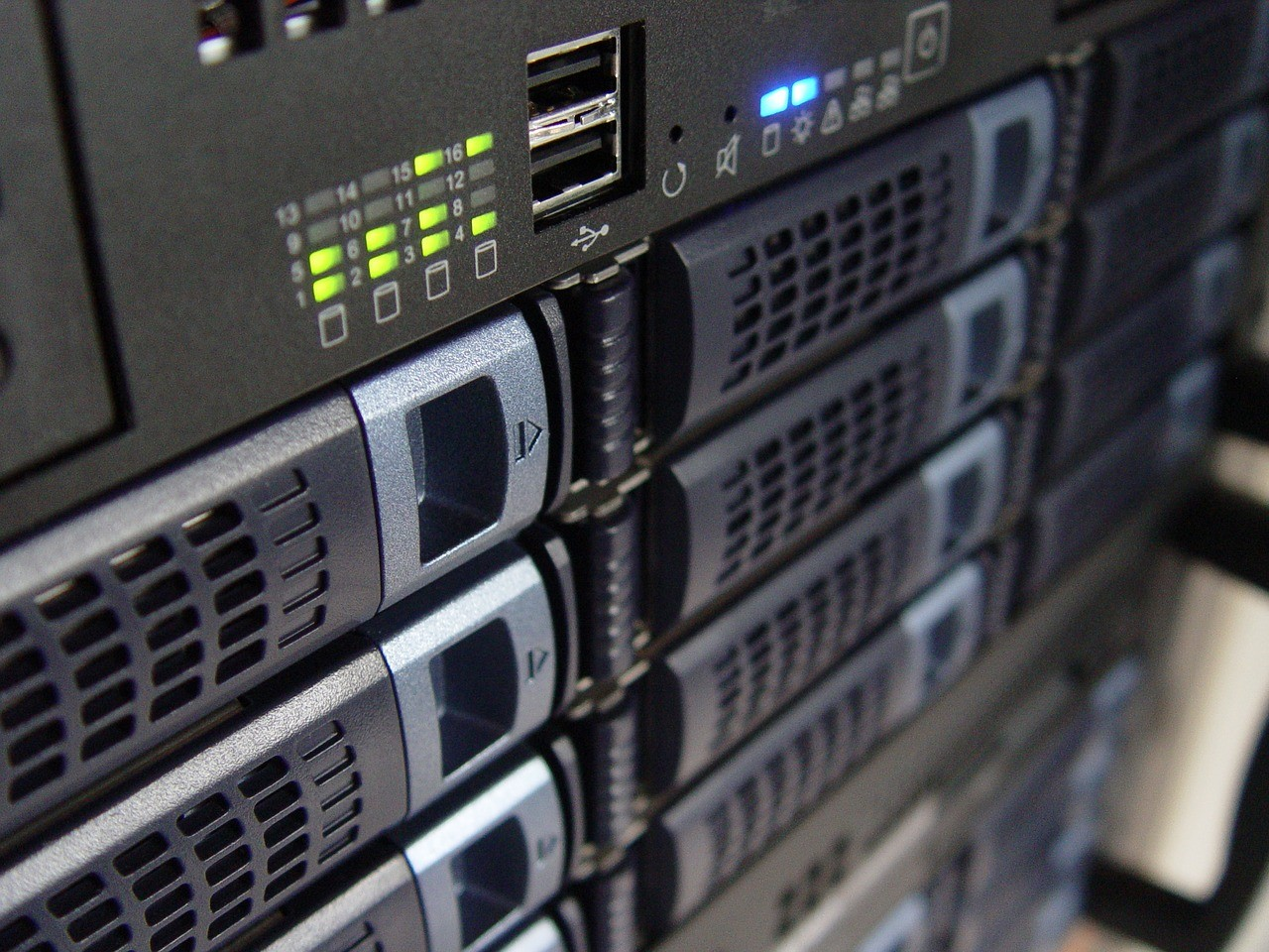 Hosting hardware issues could take your site down
