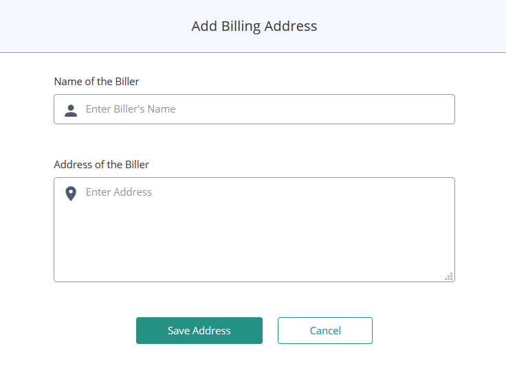 Account Settings_Billing and Invoices_Payment Information_Change Billing Address
