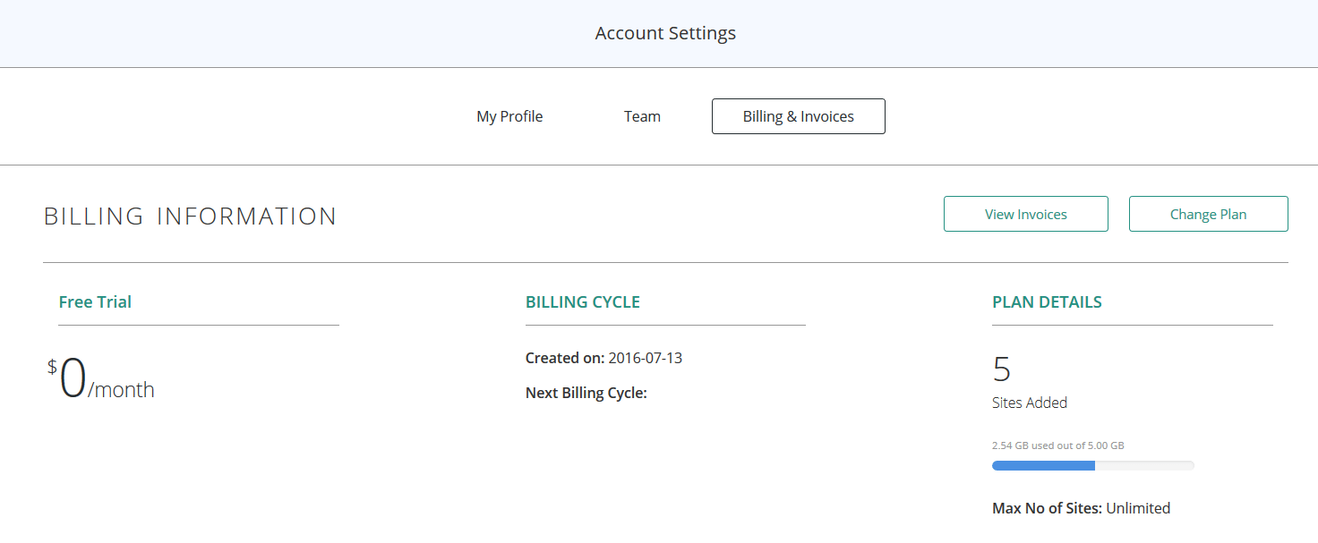 Account Settings_Billing