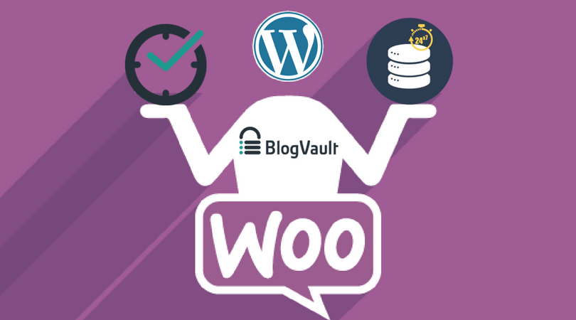 Real-Time Woocommerce Backup Solution - BlogVault