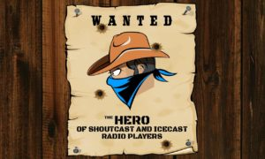 Who is the Hero of Shoutcast Radio player Wp Plugins in