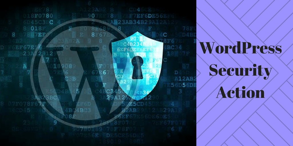 WordPress Security Action