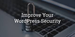 Improve your WordPress security