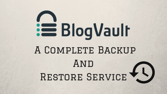 A Complete Backup And Restore Service 1