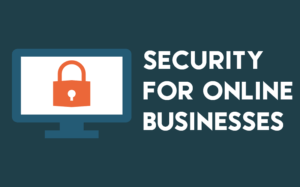 computer lock online business security