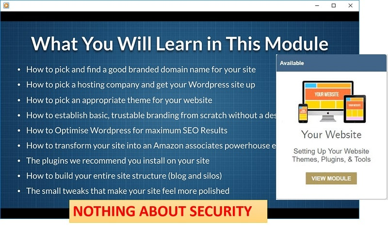 Security for Online Business Owners Making Sense of