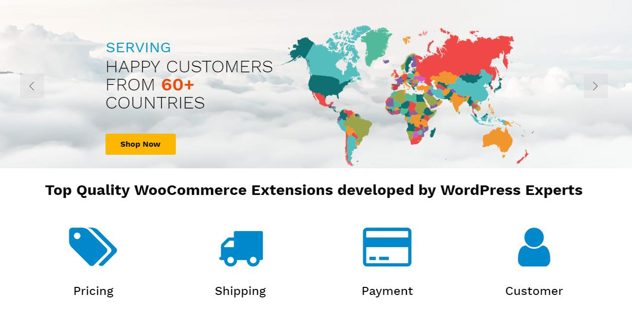 Top quality woocommerce extensions