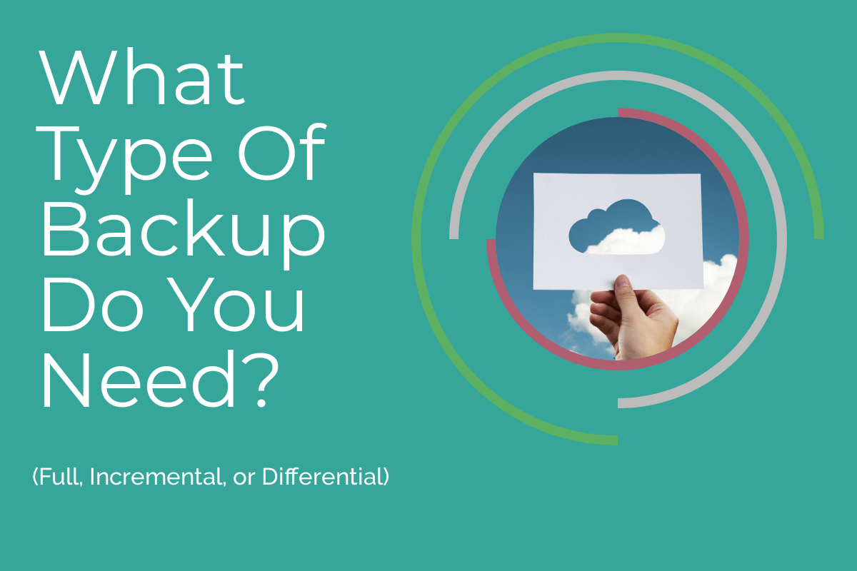 types of website backups