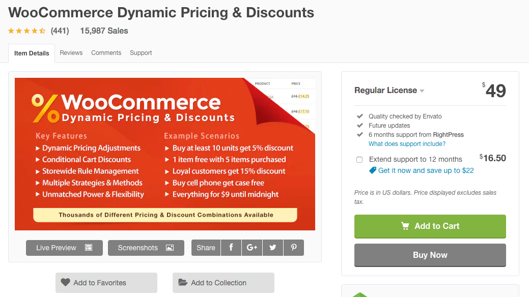 Dynamic Pricing and Discounts - pricing and promotion