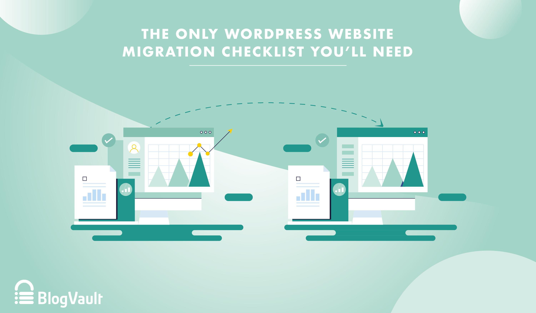 Website migration checklist
