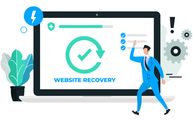 website recovery 1 ul