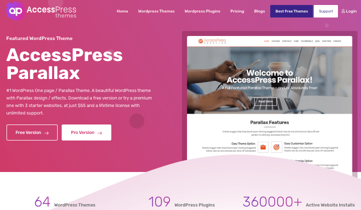 Access Press Homepage
