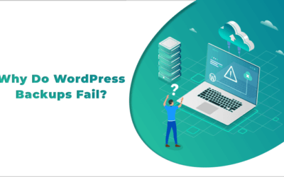 Why do WordPress Backups Fail?