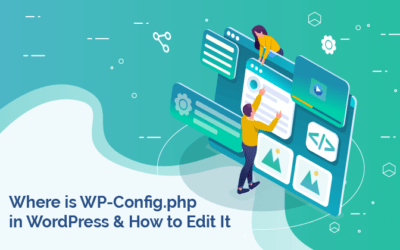 Where is WP-Config.php file located & How to Edit it?