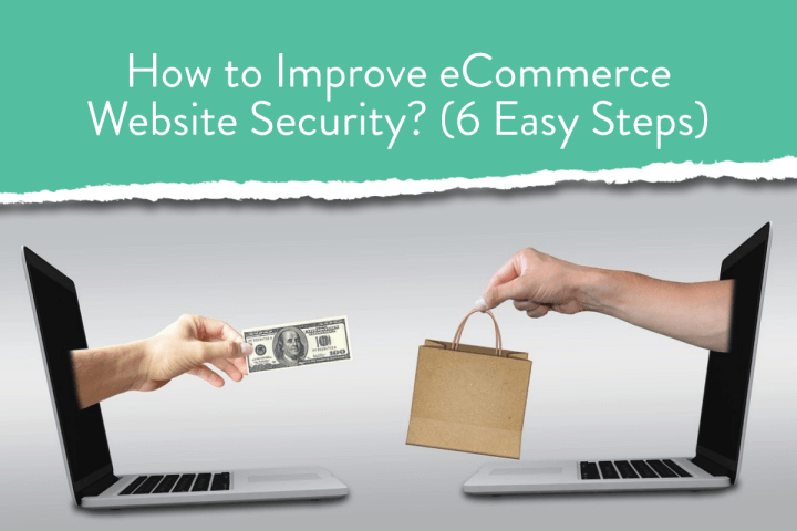 How to Improve eCommerce Website Security
