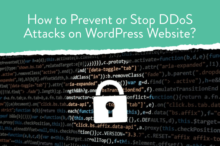 How to Prevent or Stop WordPress DDoS Attacks on Website
