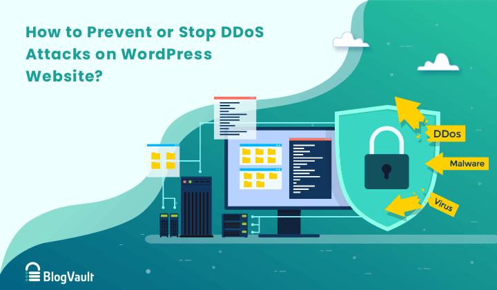 WordPress DDoS