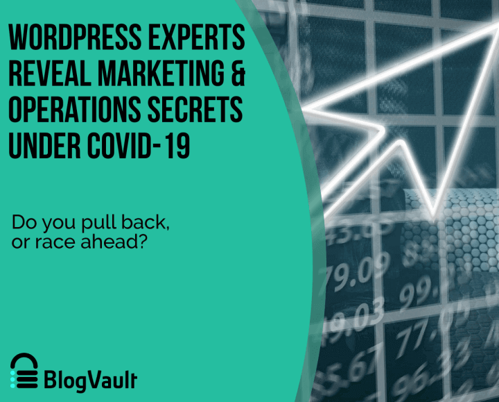 WordPress Experts Reveal Marketing & Operations Secrets Under Covid-19
