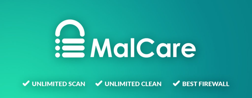 MalCare - best wordpress security plugin