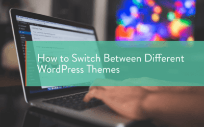 How to Switch Between Different WordPress Themes (Quick Guide)