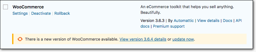 View ChangeLog to check out changes in the updated version of the plugin