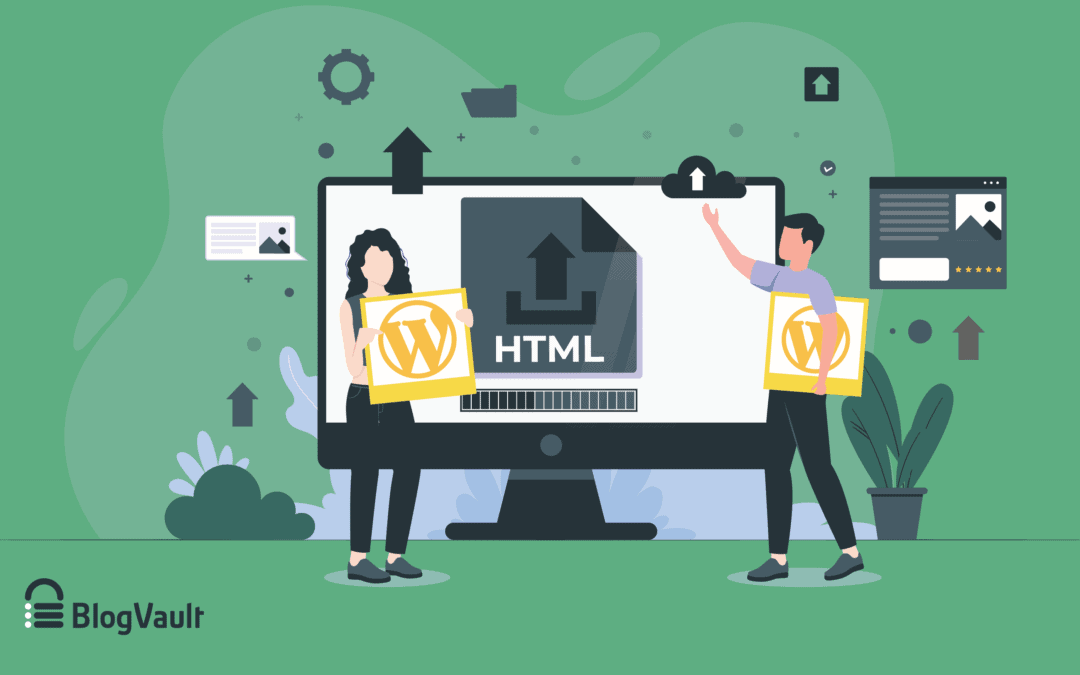 How to Upload HTML File to WordPress – Complete Guide