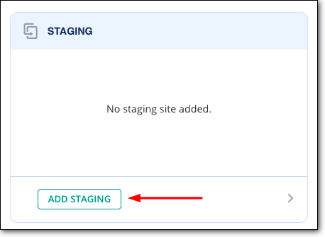blogvault add staging