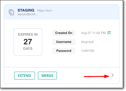 blogvault staging