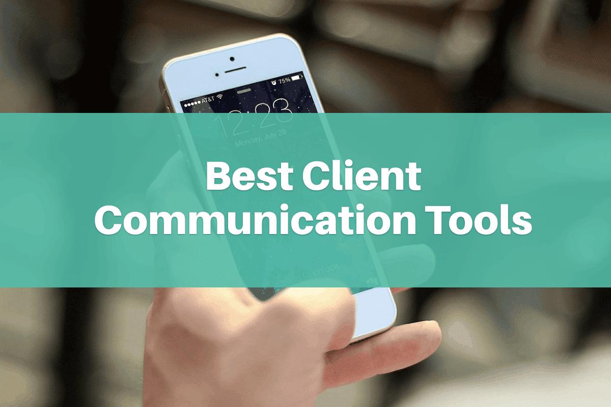 Best Client Communication Tools