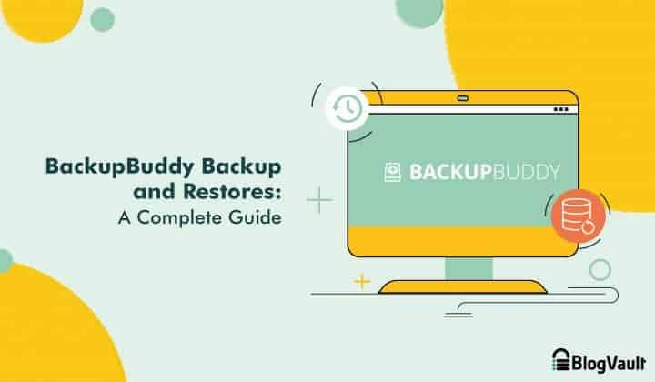 backupbuddy backup and restore